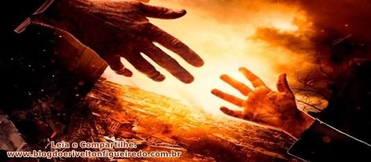 Deus sempre está pronto para salvar os pecadores que o buscam.